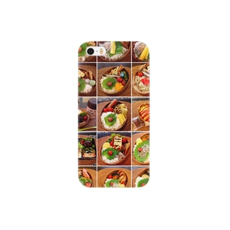 mage-wappa-bento Smartphone cases