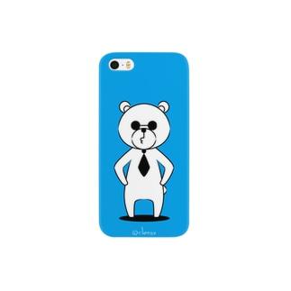「KUMA」 Smartphone cases