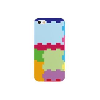今日、カラーピース Smartphone cases
