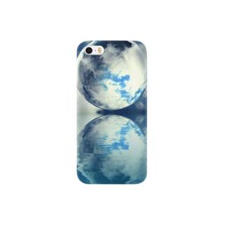 水に浮かぶ Smartphone cases