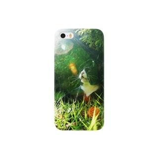 陽がさしてきた Smartphone cases