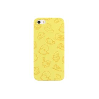 チーズくん② Smartphone cases