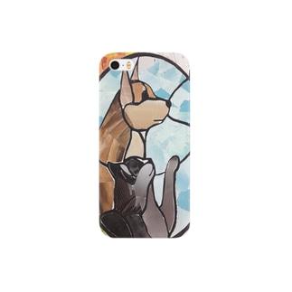 いぬねこ Smartphone cases