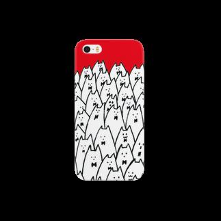 珠の集合写真 Smartphone cases