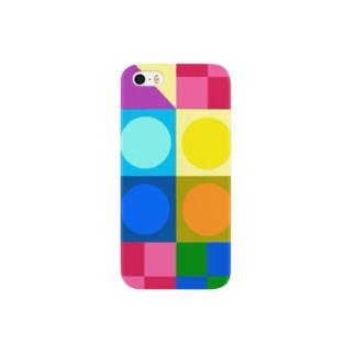 カートゥーン Smartphone cases