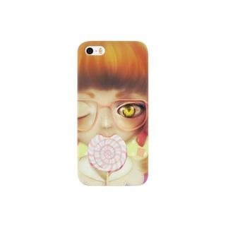 ☑Lolipop♡ Smartphone cases