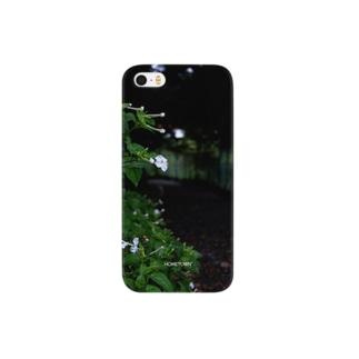 09/01 夕方の花 HOMETOWN Smartphone cases