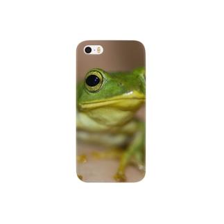 けろけろ Smartphone cases