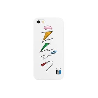 えんぴつ。 Smartphone cases