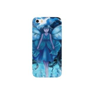 水面の妖精 Smartphone cases