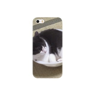 iPhoneケース ありな Smartphone cases
