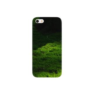 Deep Green Smartphone cases