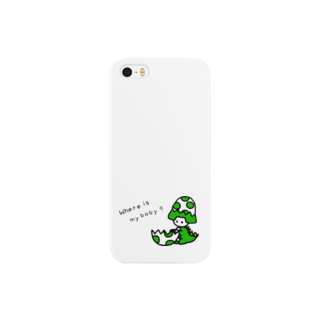 あんびSHOPのあんびくん(恐竜) スマートフォンケース