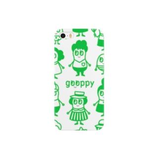gooppyグッズ出来ましたよ Smartphone cases