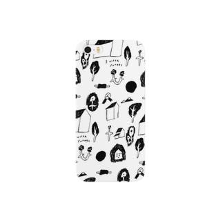 街と青春の日々 Smartphone cases
