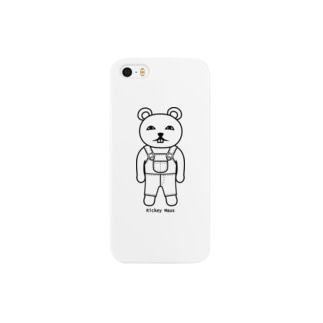 Rickey Maus in Overall Smartphone cases