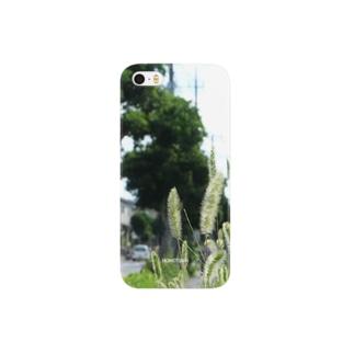 09/05 ほわほわ HOMETOWN Smartphone cases