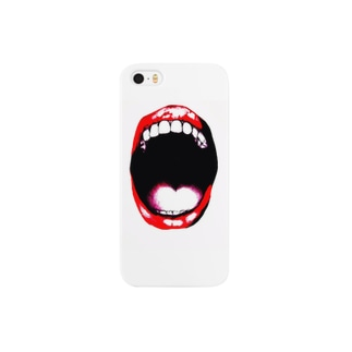 Mouth Smartphone cases