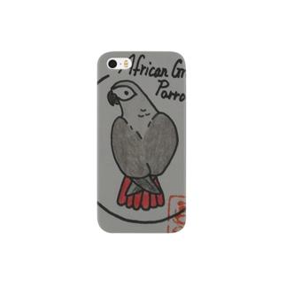 ヨウム1 Smartphone cases