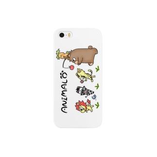 ANIMAL iPhoneケース Smartphone cases
