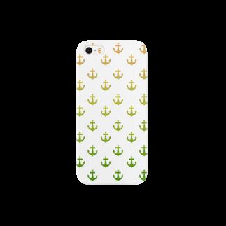ポヘっクスの錨 -ikari- Smartphone cases