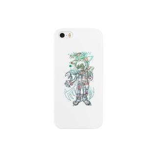 io. item #02 (A Three) Smartphone cases
