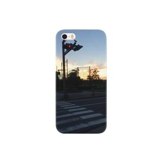 街の外れ Smartphone cases