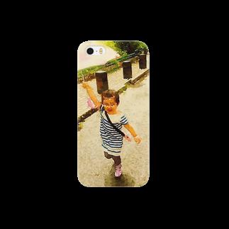 artkreのきつねのよめいり Smartphone cases