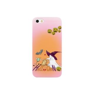 ハッピー・ハロウィン Smartphone cases
