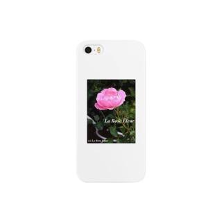 La Rose Fleur Smartphone cases