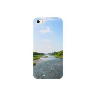 鴨川 Smartphone cases