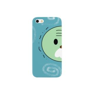 じいちゃんが Smartphone cases