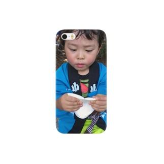 お祭り2歳 Smartphone cases