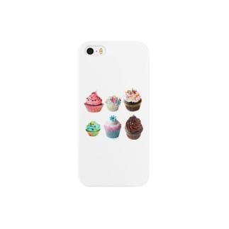 Happy cupcake Smartphone cases