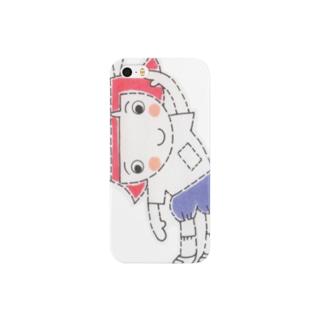 ひとみちゃん Smartphone cases