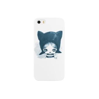 cat boy スマートフォンケース