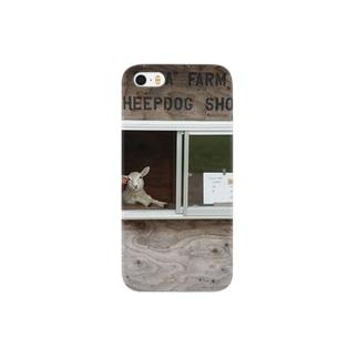 チケット売場羊 Smartphone cases