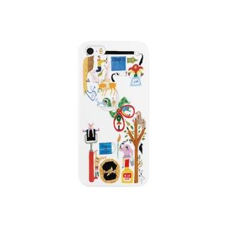 画材 Smartphone cases