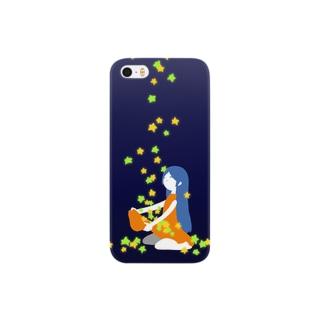 こぼれ星 Smartphone cases