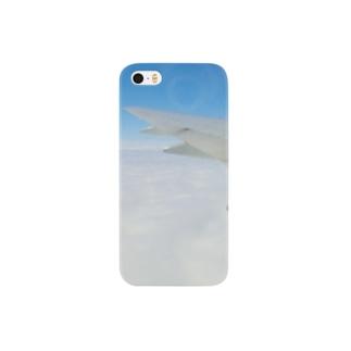 上空 Smartphone cases