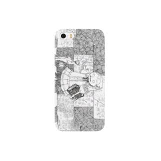 darkgirl Smartphone cases