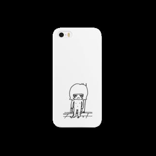 sayonaraGirlのへんくつチャン Smartphone cases