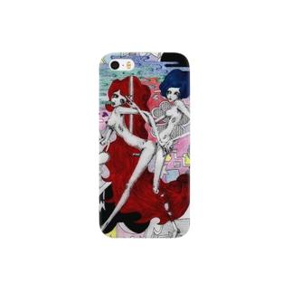 sayonaraGirlのメランコリー Smartphone cases