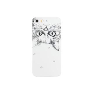 吾輩は猫である。 Smartphone cases