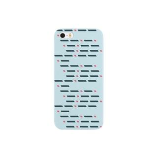 モールス符号 Smartphone cases