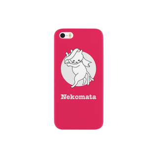 3out-firstの猫又 Smartphone cases