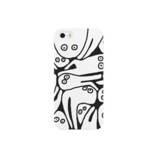 二本足(あいふぉん5.5s) Smartphone cases