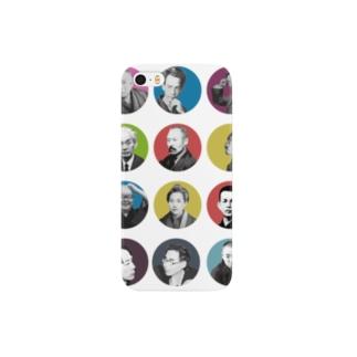 文豪オールスターズ Smartphone cases