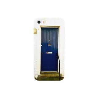 BLUE DOOR Smartphone cases
