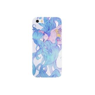 にんぎょちゃん Smartphone cases